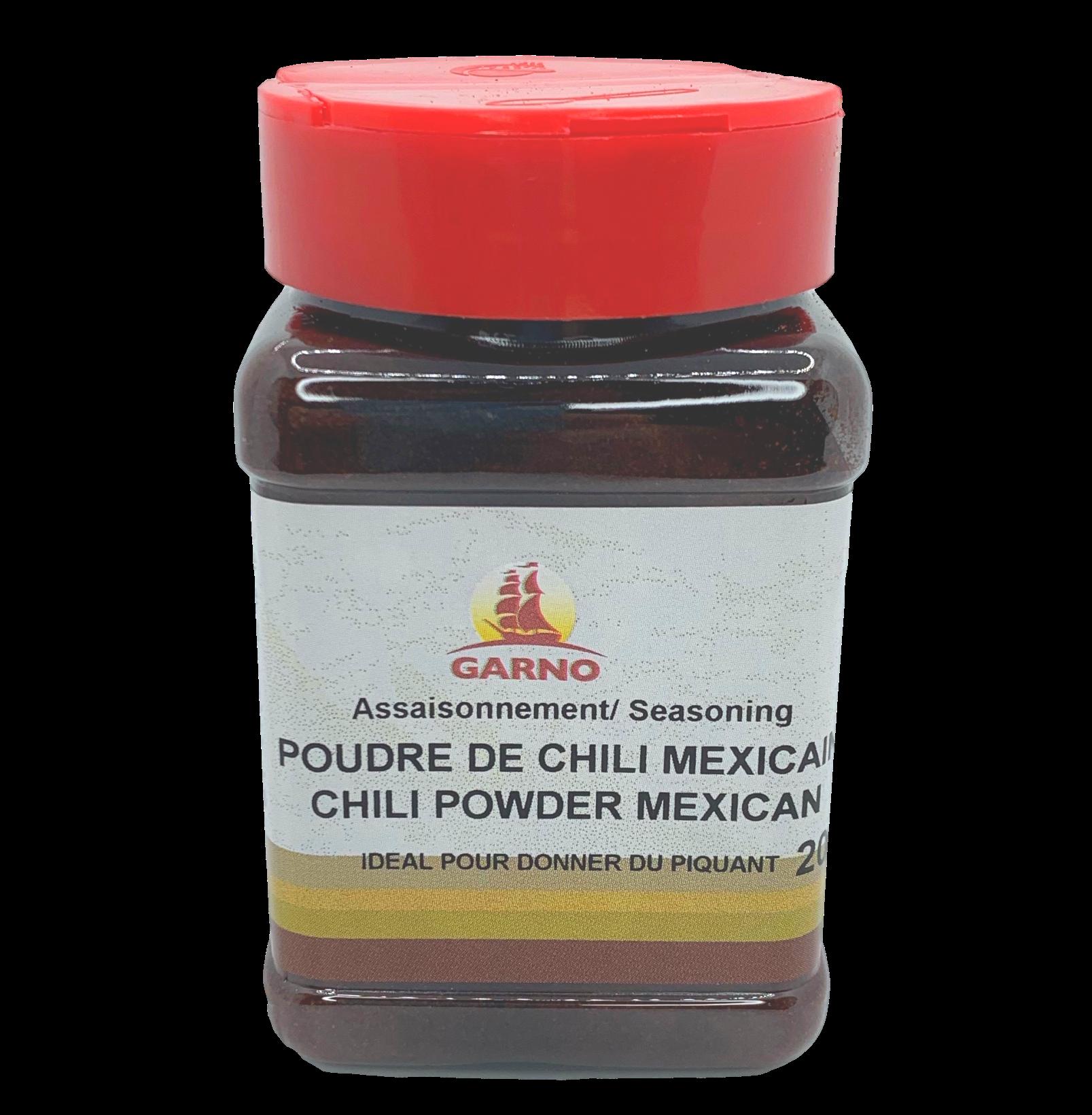 CHILI MEXICAIN , POUDRE
