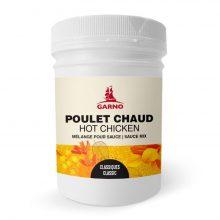 Sauce poulet chaud